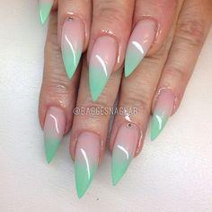 Nails By: Bagges Naglar
