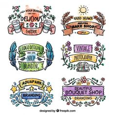 watercolor-logo-banners-in-colorful-style