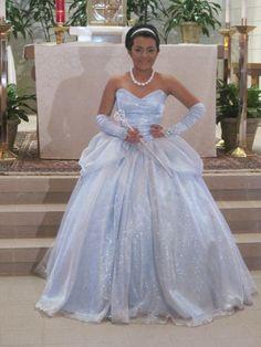 cinderella blue ball gown - Google Search