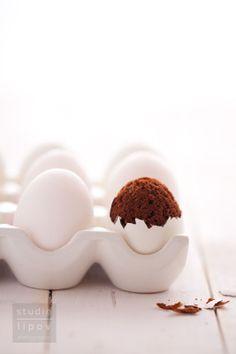 Dziwne jajko. W sam raz na Prima Aprilis:) | Lawendowy Dom