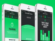 Fueled iPhone app