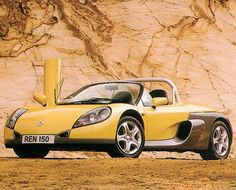 1996 Renault Sport Spider #car
