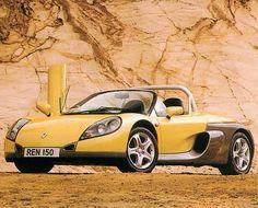 1996 Renault Sport Spider #car