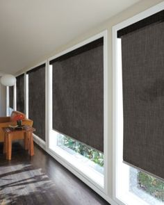 Solar Roller Shades   Solar Roller Shades   Smith+Noble