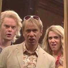 The Californians - SNL - wish it was an hr long soap: