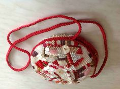 Sommer-Perlentasche: Design Anke Weidner