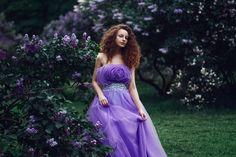 Fotografía lilac princess por Irina Orwald en 500px
