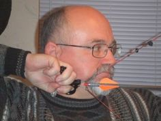 Aim Small Miss Small. Blog by Lonnie Collins. He's a great guy!  http://www.skinnymoose.com/aimsmallmisssmall/category/archives/archery-tips/