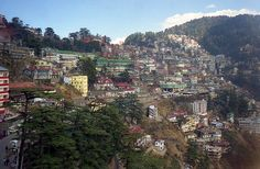 Shimla & India's hill stations