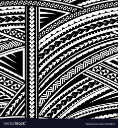 Illustration about Maori style tribal design. Illustration of shape, indigenous, traditional - 92050758 Maori Tattoo Frau, Maori Tattoos, Samoan Tribal Tattoos, Marquesan Tattoos, Sleeve Tattoos, Polynesian Art, Polynesian Tattoo Designs, Tribal Tattoo Designs, Manga Tribal