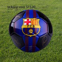 deze legendary voetbal is te koop voor 15 euro
