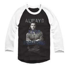 "Jared Padalecki ""ALWAYS KEEP FIGHTING"" Limited Edition Merch"