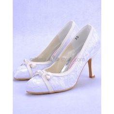 Round toe Satin Rubber sole Wedding shoes www-miamastore-com viola