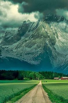 French Alps ~ France