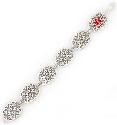 Gardenia Medical Alert Bracelet