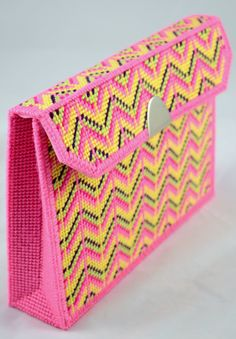 Looking good from all angles! #handbag #clutchbag #crafts