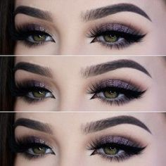 makeup on point