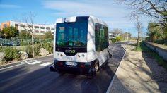Suomen ensimmäiset kuskittomat bussit liikenteeseen tiistaina –täällä voit…