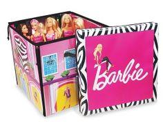 3 w 1 schowek, mata i domek dla Barbie A1465XX