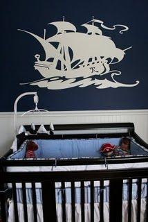 Pirate theme, too cute!