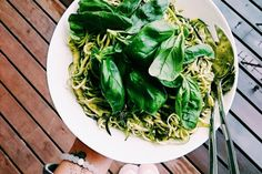ZOODLES | Bettina's Kitchen