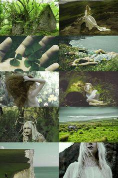 irish witch aesthetic (more here)