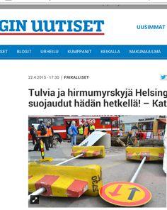 HSY:n Ilmastoinfo järjesti 22.4.2015 tapahtuman, jossa opetettiin varautumaan sään ääri-ilmiöihin. Communiké vastasi tapahtuman medianäkyvyydestä. Helsingin Uutiset 22.4.