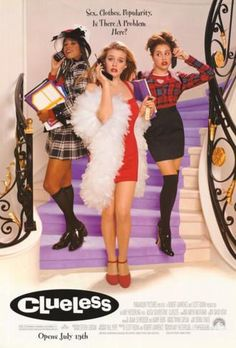 Stream beyond clueless 2014 film complet streaming vf gratuit. Marco polo' season 'kuromukuro,' 'clueless' and everything else. Bon Film, Film Serie, Comedy Film, Funny Comedy, Drama Film, Clueless Film, Clueless Quotes, Vintage Movies, Clueless