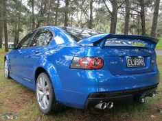 2009 Holden Special Vehicles Clubsport E Series R8 MY09