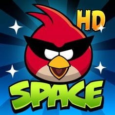 Angry Birds Space HD (Kindle Fire Edition)