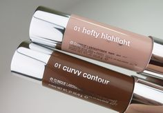 Clinique Hello Cheekbones Swatches and Review: Chubby Sticks in Sculpting Contour and Sculpting Highlight