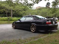 TOYOTA CHASER / JZX100