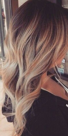Brown to Blonde Highlights   @mrsnicolevannoy