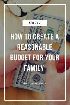 How to Create a Reasonable Budget for Your Family Budget Spreadsheet, Budget Planner, Budget Meals, Budgeting Finances, Budgeting Tips, Marriage Proposals, Marriage Advice, Money Tips, Money Saving Tips