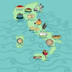 Discover the origins of your favourite #Italian foods! Click>