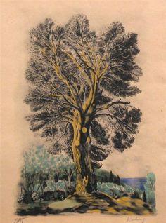 Moise Kisling, The Pine