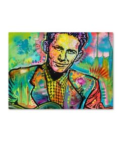 Trademark Fine Art Chet Atkins Canvas Art by Dean Russo, Floating Brushed Aluminum, Multicolor Pop Art Colors, Chet Atkins, Dean Russo, Pop Art Portraits, Baby Clothes Shops, Abstract Pattern, Art Reproductions, Giclee Print, Art Print