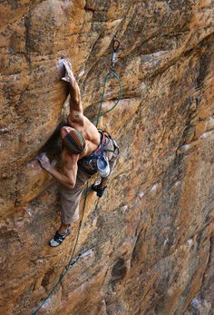 Sonny Trotter on Lord of the Rings in Arapiles, Australia. Photo by Ben Moon