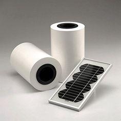 VIKOCELL TPE Solar Back Sheet for DIY Photovoltaic Solar Panel Film Encapsulation 680mm x 12m *** ** AMAZON BEST BUY **  #SolarPanels