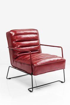 Lässt nostalgisches Retro Gefühl aufkommen! Die Farben und Materialien sind allerdings immer hip und modern. Der komfortabel gepolsterte Sitz und d...