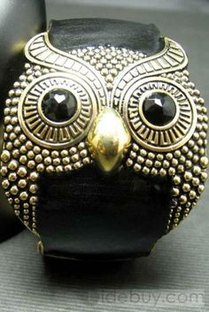 Accessories, Unique Retro Owl Alloy Women Bangle  , $6.99