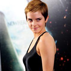 Emma Watson Short Hair, Pixie