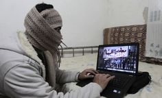 Skype is playing a crucial role in helping rebels and activists in Syria topple a dictator. Business Technology, New Technology, Voice Over Ip, Cyber Threat, Media Literacy, Cbs News, Digital Media, Social Media, How To Plan