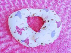 Girl Custom Travel Pillow Toddler Neck Pillow by Happynightowls Pink Pillows, Baby Pillows, Kids Travel Pillows, Ballet Decor, Owl Kids, Dance Decorations, Neck Pillow, Pink Girl, Cute Kids