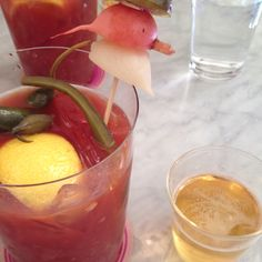 Bloody Mary @ Prune NYC