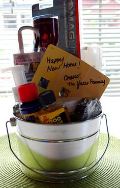 Champagne Thursdays: Housewarming Gifts