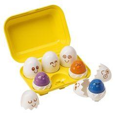 International Playthings Hide'N Squeak Eggs