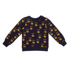 Mini Rodini Gorilla Sweatshirt - Mini Rodini Online - Kinderkleding Webshop Goldfish.be