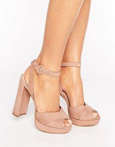 ALDO Kalissi Platform Heel Sandals
