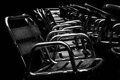 """4ème du concours de photographie """"Objets de tous les jours"""" sur www.myrankart.com GAGNE 100 € !Dans Un Fauteuil by Gilles Juhel"""